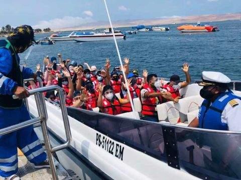 Tour Islas Ballestas - Half Day