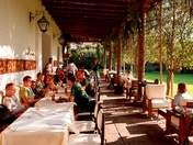 Café del museo restaurant.