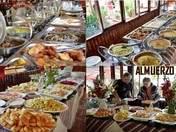 Almuerzo buffet