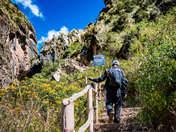 Trekking hacia Millpu