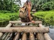 navegacion dentro de selva