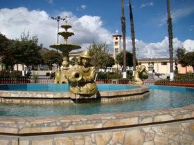 Ciudad de Carhuaz