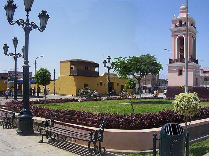 Resultado de imagen para distrito de Huaura