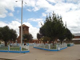 Ciudad de Ayaviri