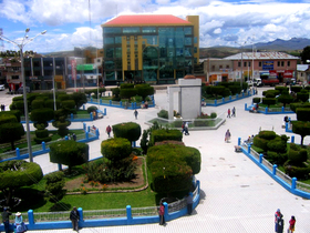 Ciudad de Ilave