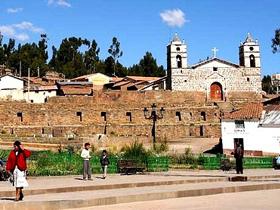 Provincia Vilcas Huaman
