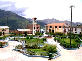 Ciudad de Antabamba