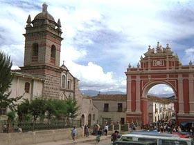 Provincia Huamanga