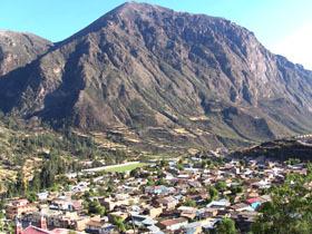 Ciudad de Huancapi