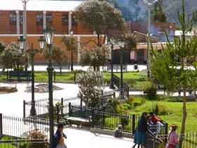 Provincia Huanca Sancos