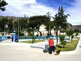 Provincia Paucar del Sara Sara