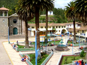 Ciudad de Acomayo