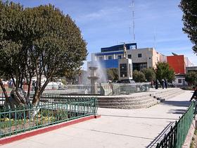 Ciudad de Espinar