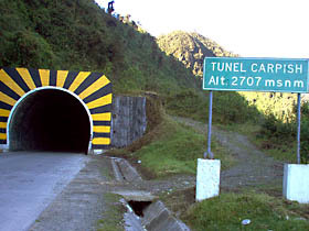 Túnel Carpish